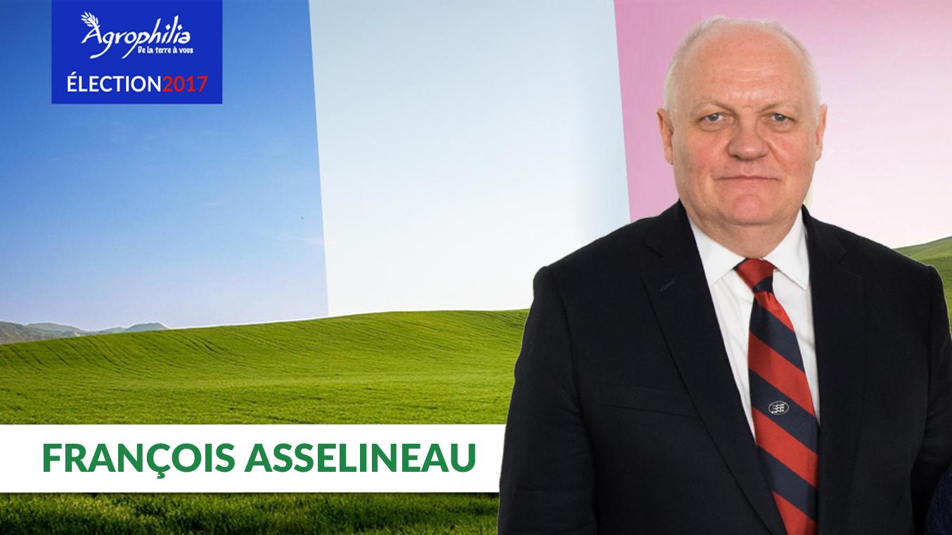 ÉLECTION2017 : FRANÇOIS ASSELINEAU