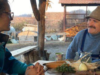 Willy Schuster lors de notre rencontre sur la ferme familiale